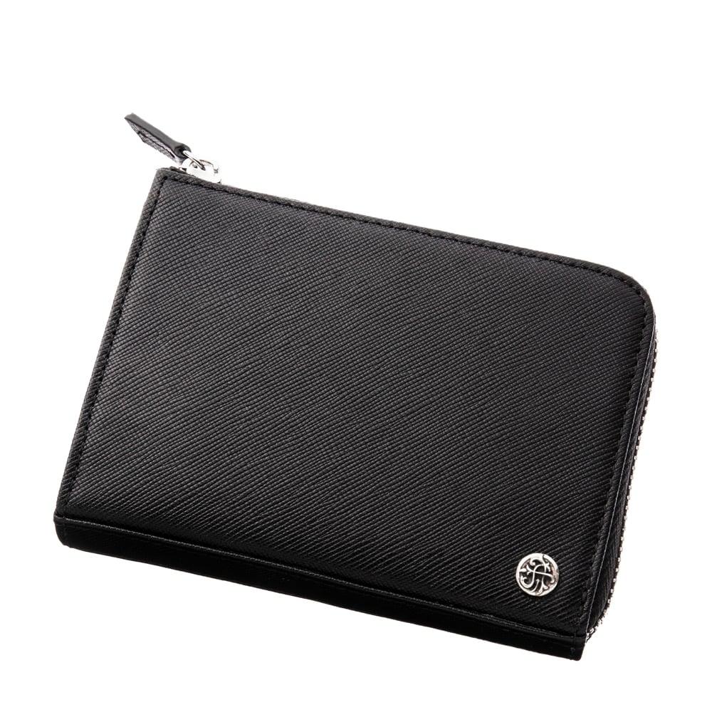 L字スリムサフィアーノミニウォレット ACW0017 L-shaped slim saffiano mini wallet