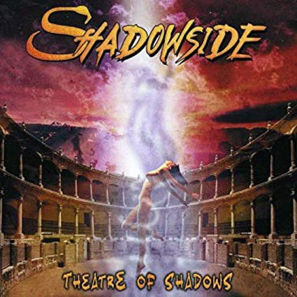 "SHADOWSIDE ""Theatre Of Shadows"" (輸入盤)"