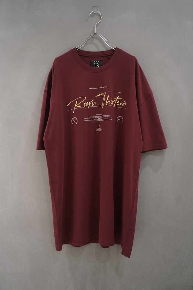 room13  Graphic T-Shirt   logo wine