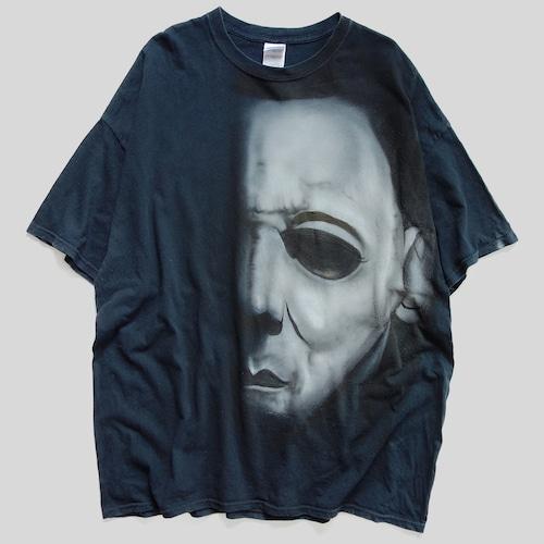 00年代 ハロウィン ホラー Tシャツ XXL