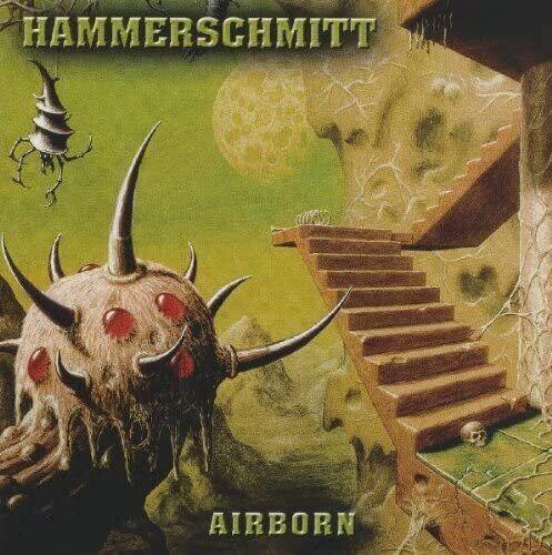 """HAMMERSCHMITT """"Airborn"""" (輸入盤)"""