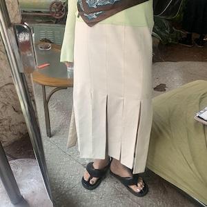 Design slit skirt(デザインスリットスカート)b-202