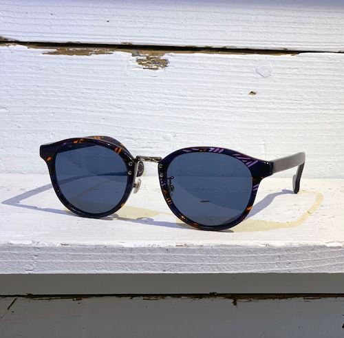""""""" YUCCA """" NAVY STAINED"""