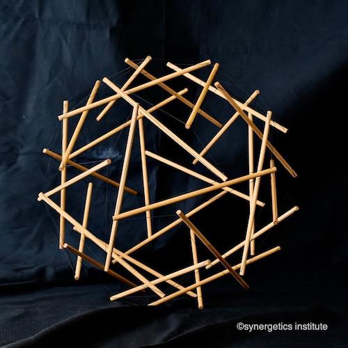 30-struts Tensegrity Model