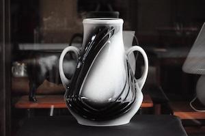 Dumler & Breiden Vintage Fat Lava Vase