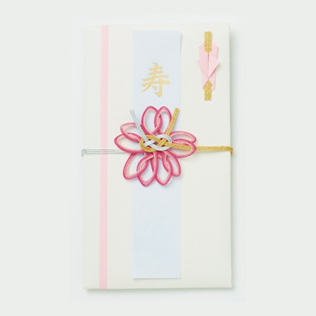 【東急プラザ銀座コラボ商品】桜のご祝儀袋