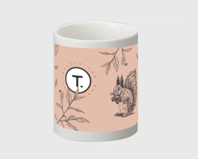 オリジナルカップ(Squirrel)