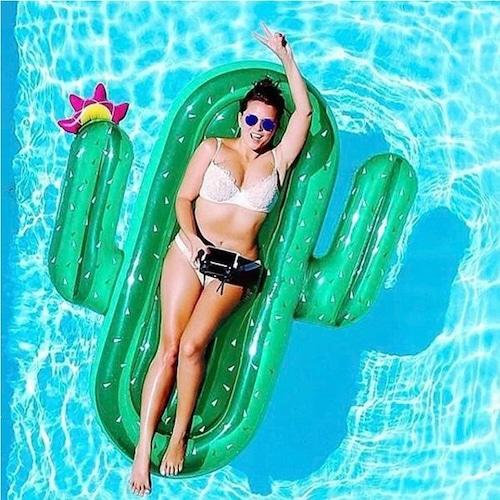 予約 浮き輪 ビーチ サボテン さぼてん ビーチフロート 可愛い プール プールパーティー ナイトプール 写真映え 個性的 オシャレ 大人 うきわ リゾート 大きいサイズ m922