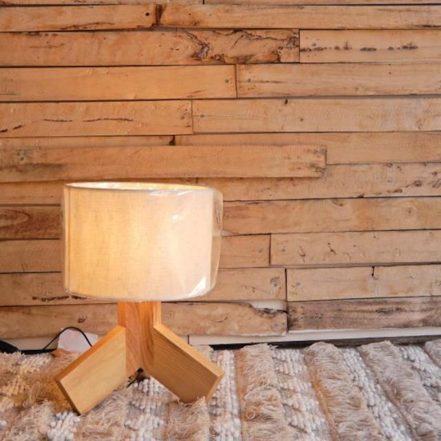 TOPANGA Lighting  ウッデンスタンドランプ