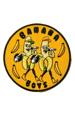 """""""Banana Boys """"Official Patch design by SCUMBOY"""""""