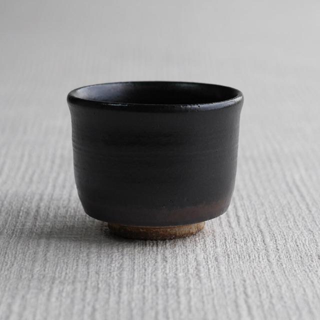 黒唐津酒盃 -Outlet-