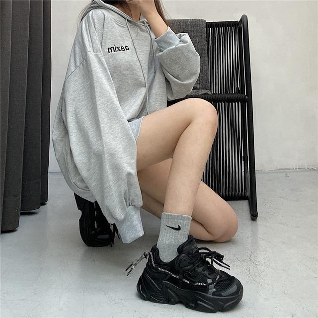 【シューズ】ストリートシンプルファッションスニーカー42913669
