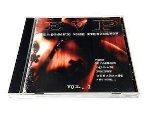 [USED] VA - Electronic Voice Phenomenon Vol. I (2005) [CD]