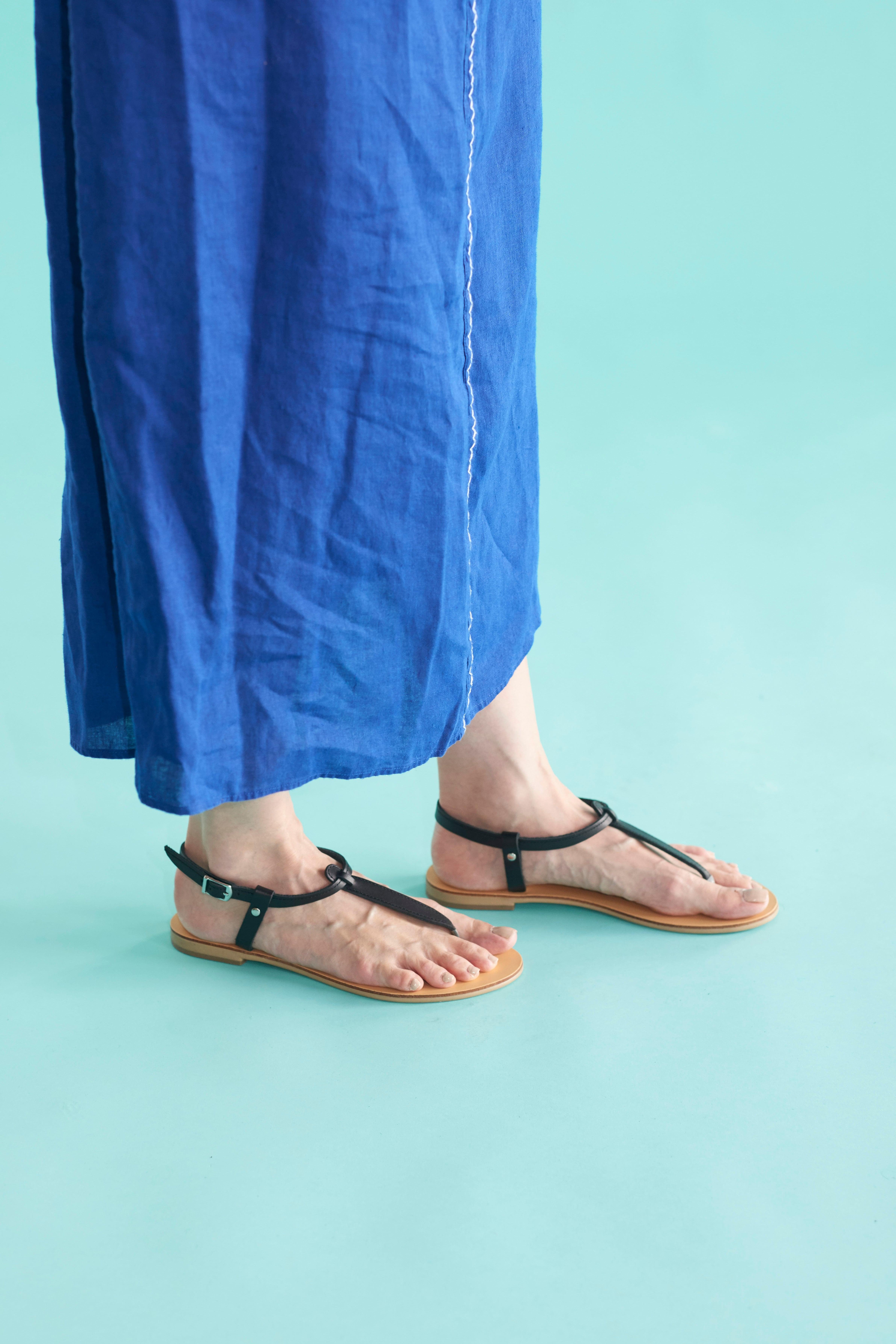 NICOLAS LAINAS strap sandal