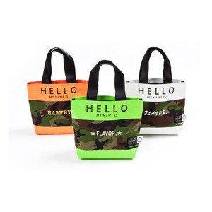 FLAVOR.×PORTER (吉田カバン) HELLO TOTE BAG for Nylon カモフラージュ (ハロー トート バッグ ナイロン)