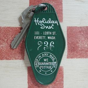 アメリカ ホテル  Holiday Inn[ホリデイ・イン]ヴィンテージ 236ルームタグ&キー付ホルダー