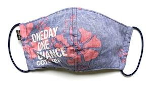 【COTEMER マスク 日本製】ONE DAY ONE CHANCE ALOHA SHIRTS MASK 0519-200