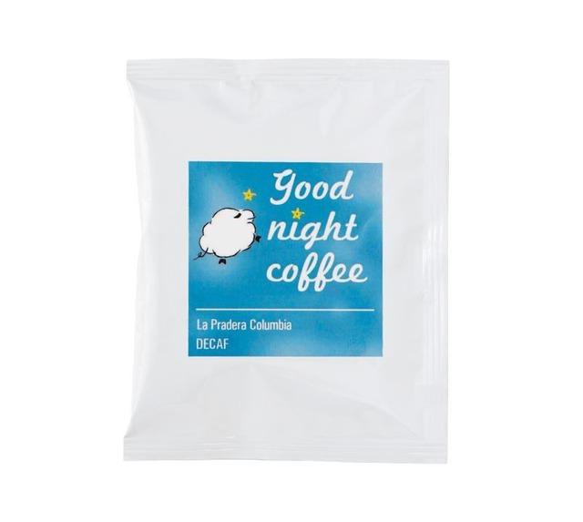 カフェインレスドリップコーヒー デカフェ コロンビア 20杯分
