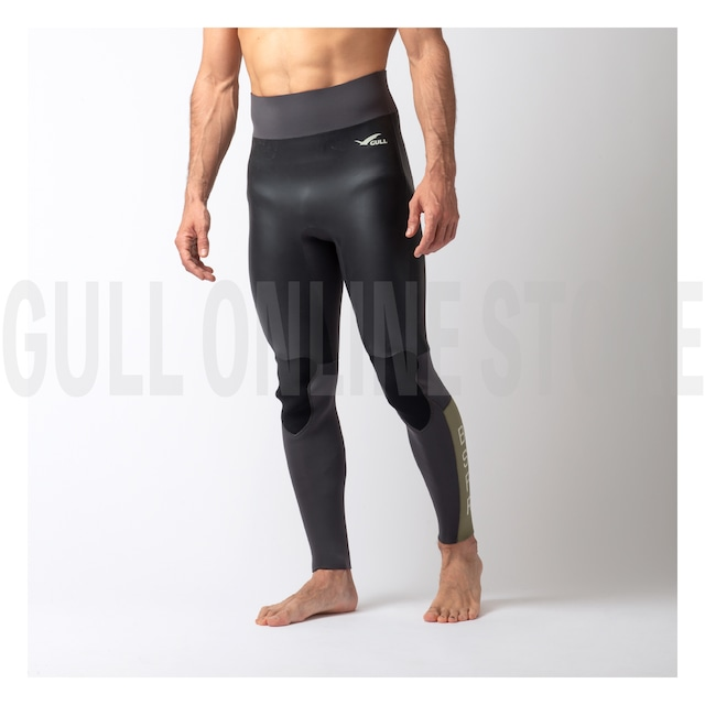 2mmジャージロングパンツ メンズ [BSFR] GULL ガル ウエットスーツ