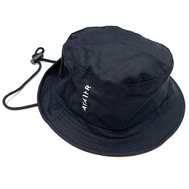 AVNIER BUCKET HAT BLACK