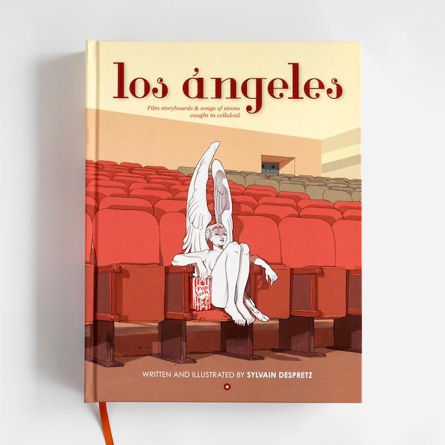 アートブック「Los ángeles anglais(英語版)」イラストレーターSylvain Despretz