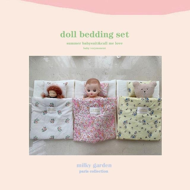 【即納】Doll Pillows and blankets / ブランケット /  韓国インテリア / kr-46
