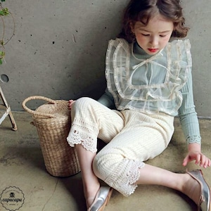 «sold out» flo sally pants 2colors  サリー パンツ