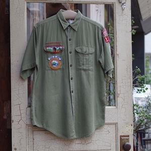 1960's BSA Shirt / BOY SCOUTS of AMERICA / ボーイスカウト シャツ