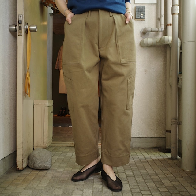 TUKI(ツキ) combat pants / olive