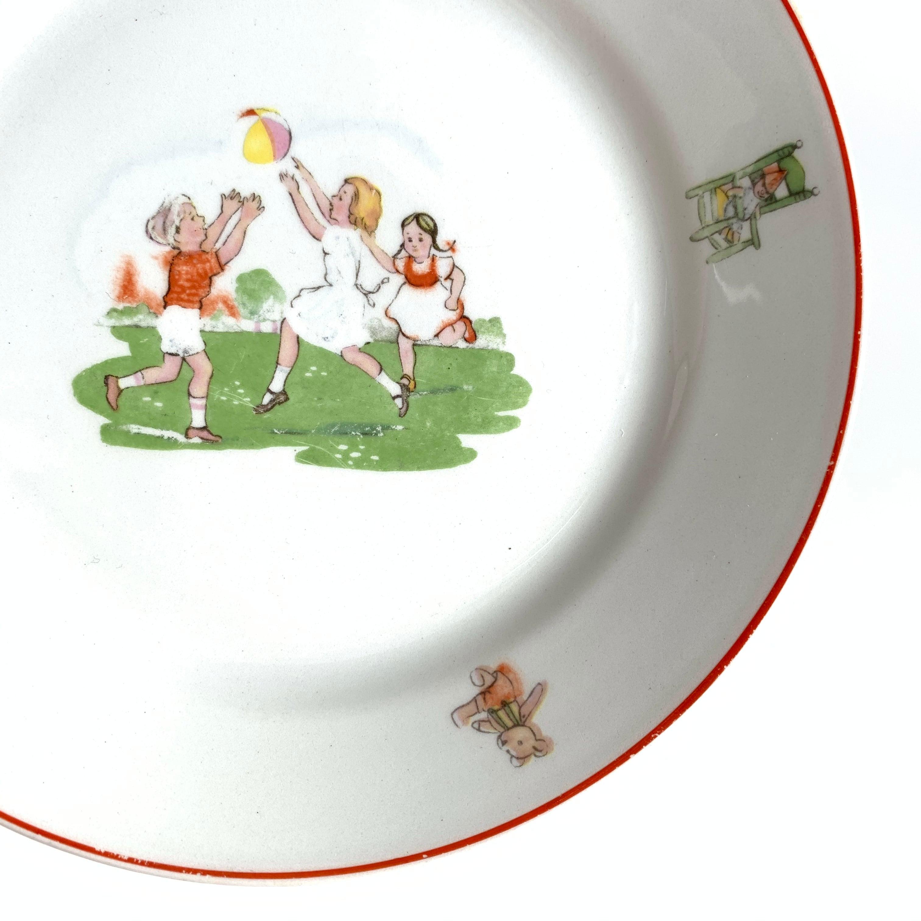 ARABIA / Children Plate[Girls]