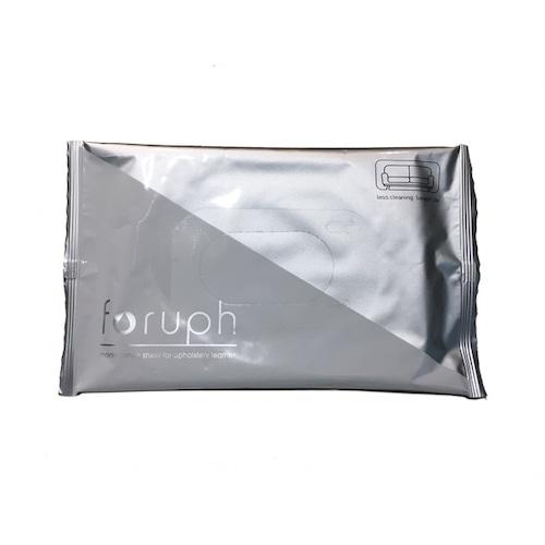 foruph(フォルフ) ソフトレザー用クリーニングシート