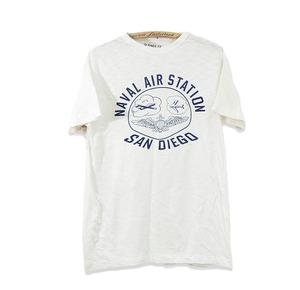 Used_パキスタンコットン Tシャツ | Tシャツ カットソー ロゴ ロゴシャツ 【順次発送商品】