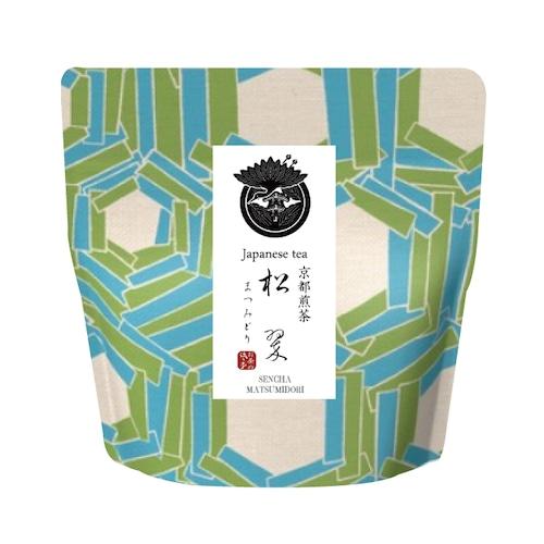 【いろどり】京都煎茶 松翠(まつみどり)リーフ(茶葉)30g