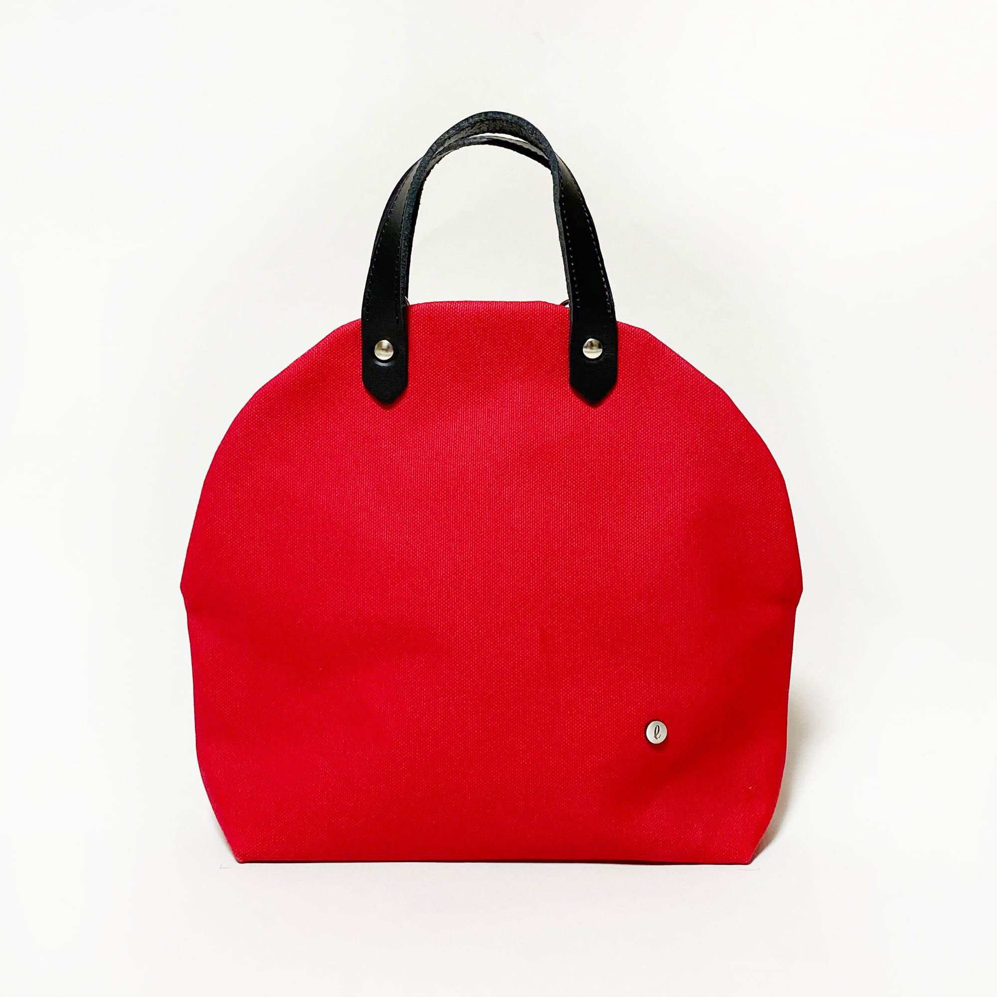 cupcake bag/red  カップケーキバッグ/ 赤