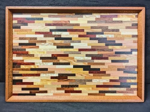 woodmosaic tray 0083