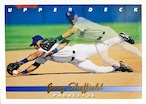 MLBカード 93UPPERDECK Gary Sheffield #222 PADRES