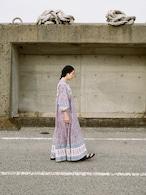 【再入荷】MIYAKO TAKAYAMA × TADO SHIUN DRESS