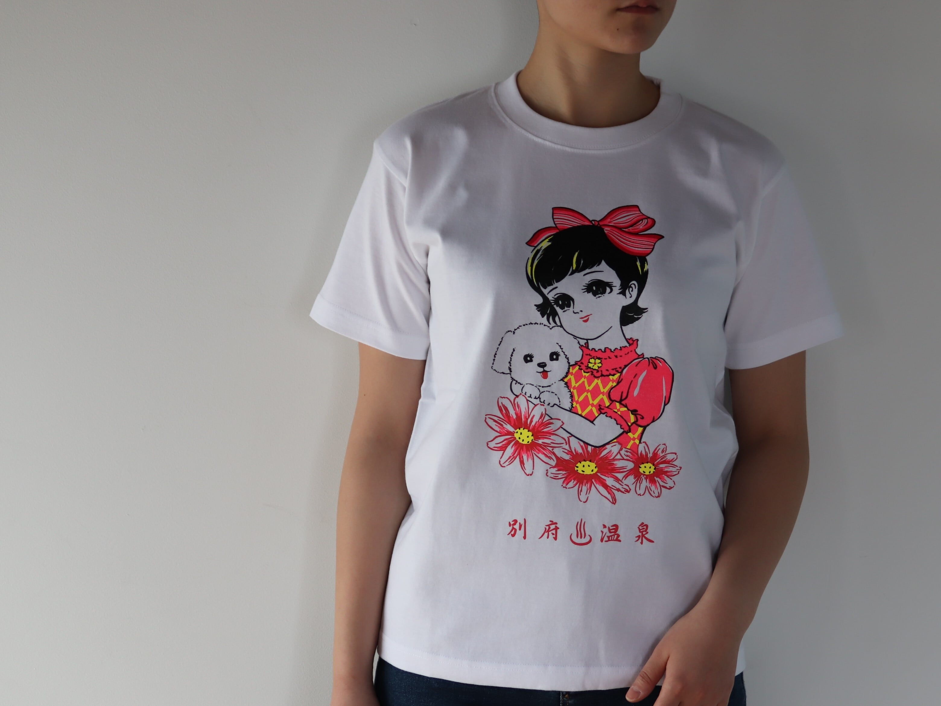 りぼんちゃんTシャツ