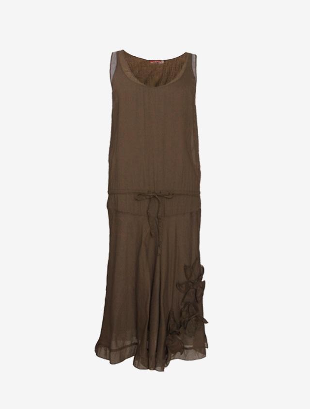 PRADA SPORT LINEA ROSSA COTTON DRESS