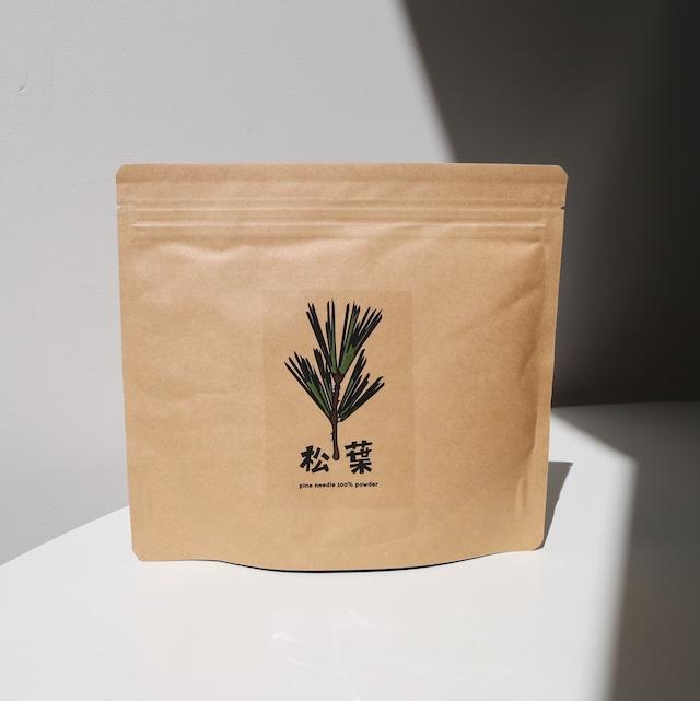 松葉茶 無添加100%パウダー     Matsuba tea powder(130g)