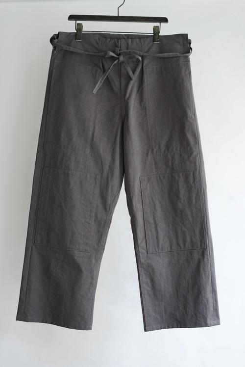 TUKI - karate pants (german gray)