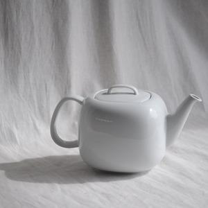 Rosenthal Studio Line Moon White Universal Pot Designed by Jasper Morrison