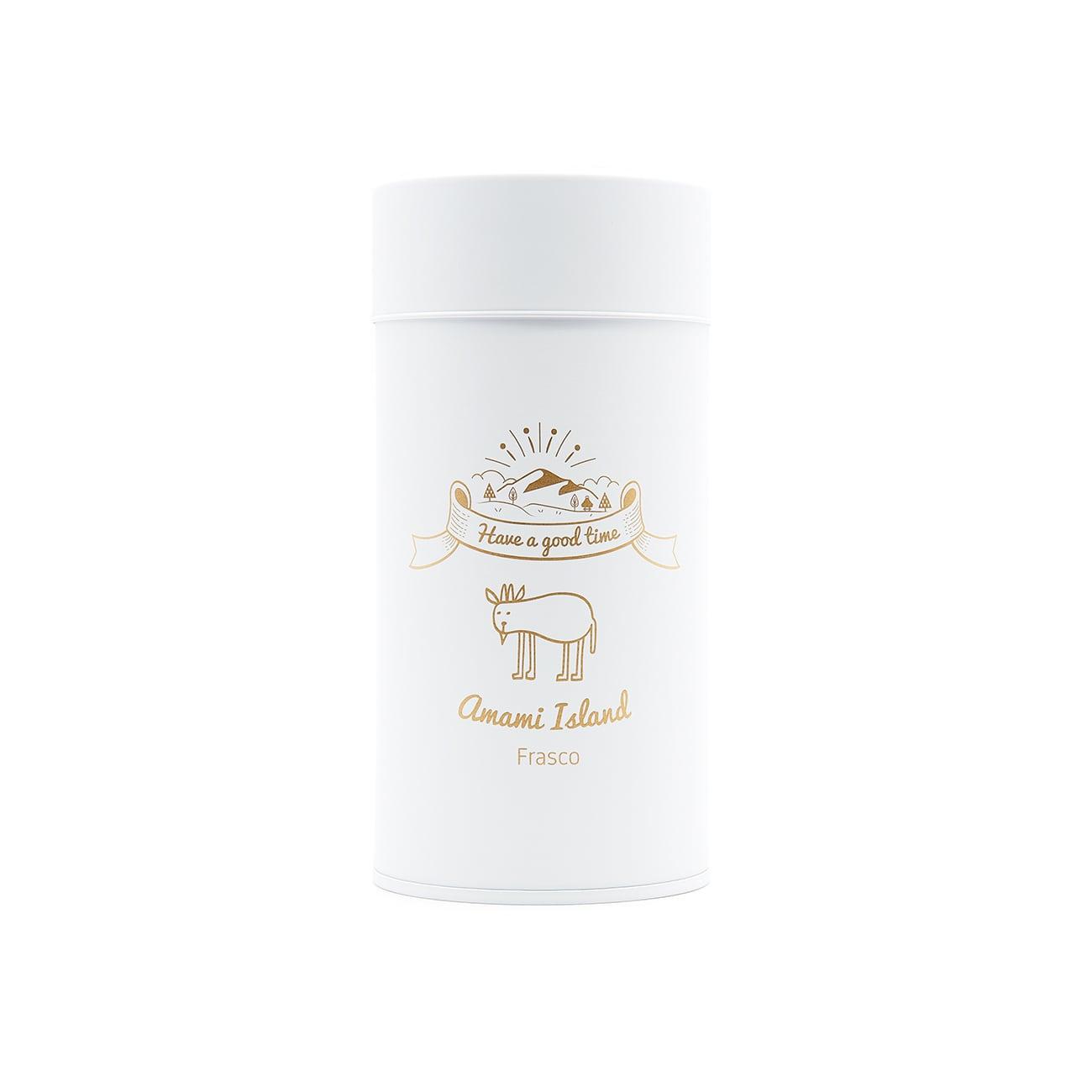 Frascoキャニスター缶   ホワイト