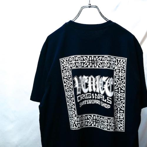 【USED】VENICE ORIGINALS バックプリント Tシャツ 半袖