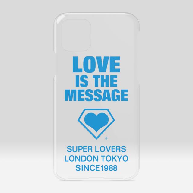 SUPERLOVERS love is the message/スーパーラヴァーズ アイホンケース11Pro