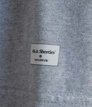 USED 40s&Shorties T-shirt