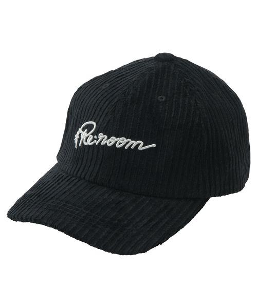 LOGO CORDUROY CAP[REH113]