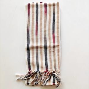 久留米絣を纏う・ストール