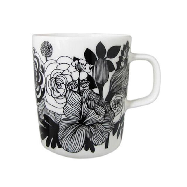 マリメッコ(marimekko)マグカップ/シイルトラプータルハ 250ml /浜松雑貨屋 C0pernicus