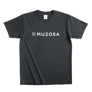 MUZOSA オーガニックコットン100% Tシャツ